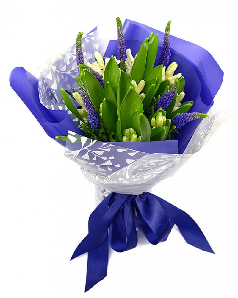 Букет цветов знак уважения, цветы россии петербург